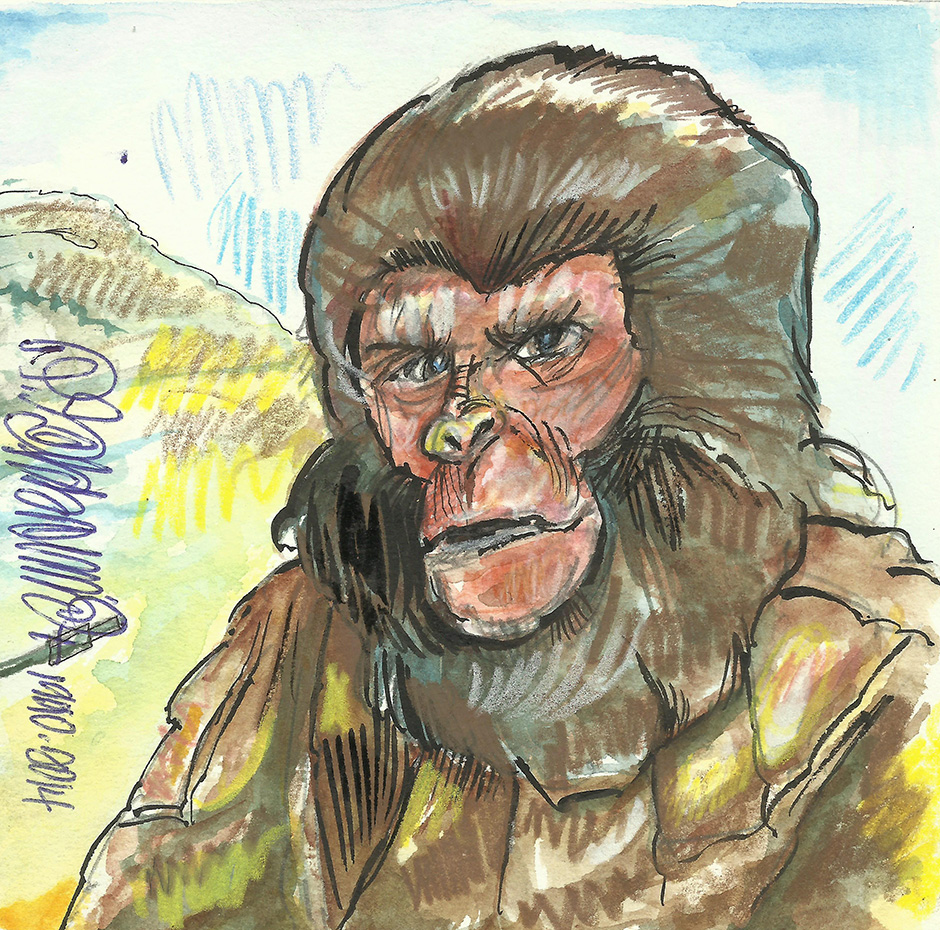 Rick Goldschmidt - The Planet Of The Apes