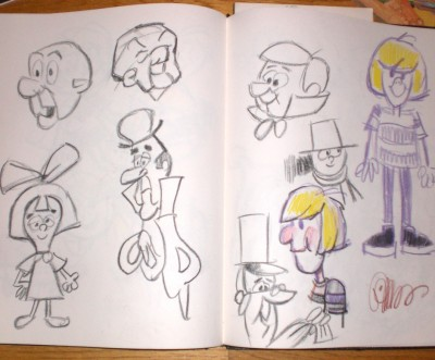 Sketchbook 7